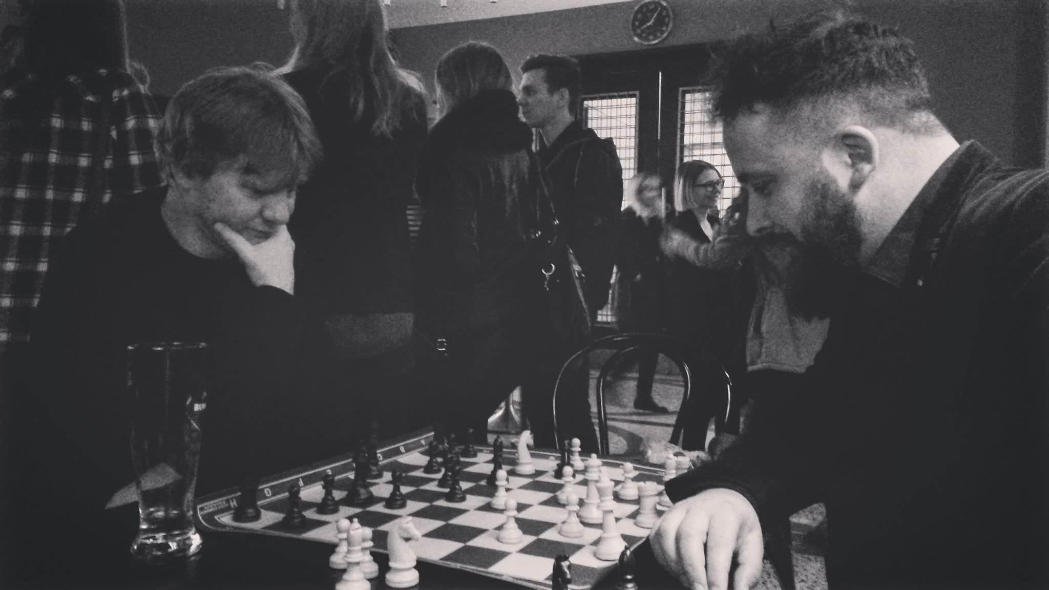Šahovska sekcija DSR