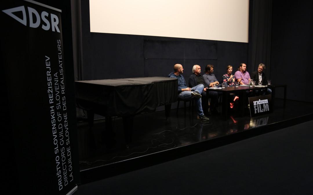 Prvi Večer DSR v sezoni 2016/17: Pogovor o restavriranju filmov