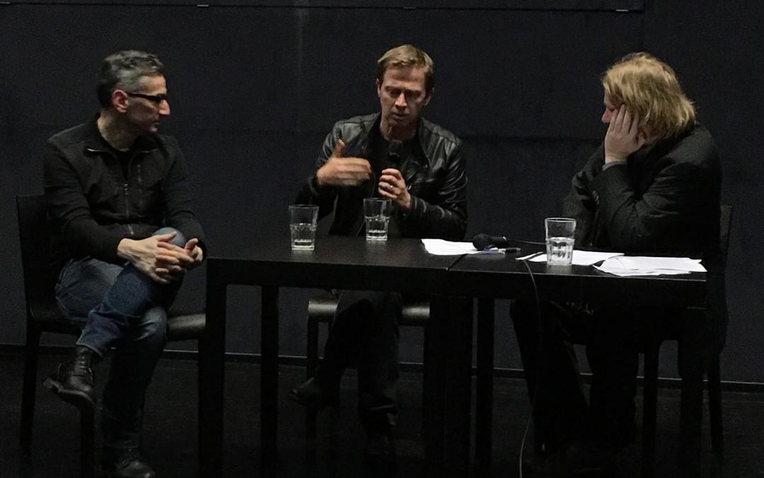 Režiserji v dialogu – Ognjen Sviličić in Damjan Kozole