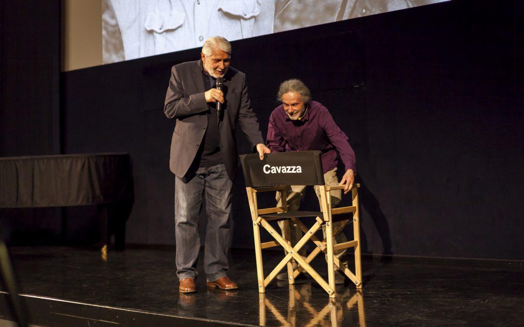 80 let Borisa Cavazze