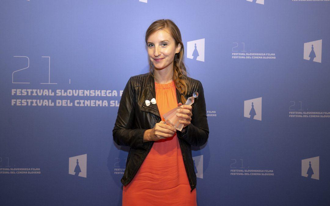 Župančičeva nagrada 2019 Urši Menart