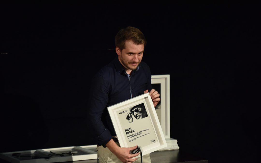 Nagrada Prešernovega sklada Roku Bičku
